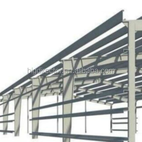 Fireproof Fast Building Steel Frame Prefab Storage Sheds And Workhouses With Homes For Fiji