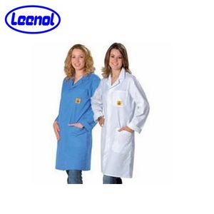 esd working cloth/ antistatic clothes/ clean room clothing