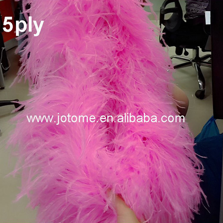 Feather Ostrich /& Marabou Boa 3 Ply - 2 yards // 1.8m Costume Party Cospl