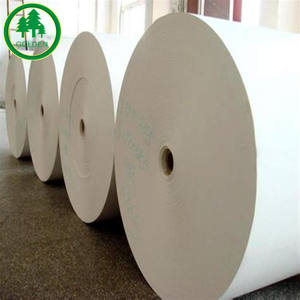 wood pulp white offset paper reel/sheet