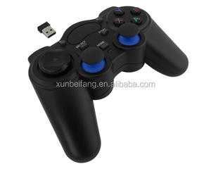 2.4G Sem Fio Universal Jogo Tablets PC Game Controller Gamepad Joystick para Android TV Box