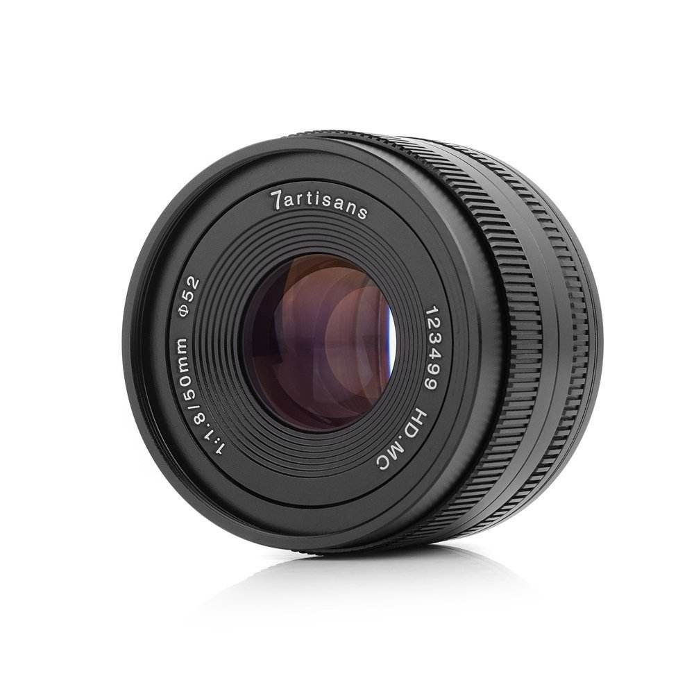 50mm F1.8 Large Aperture Portrait For Canon Camera Lens