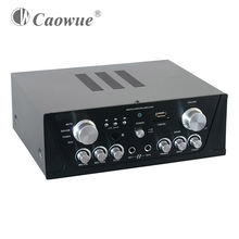 Powered bluetooth amplifier mixer amplifier for wholesale