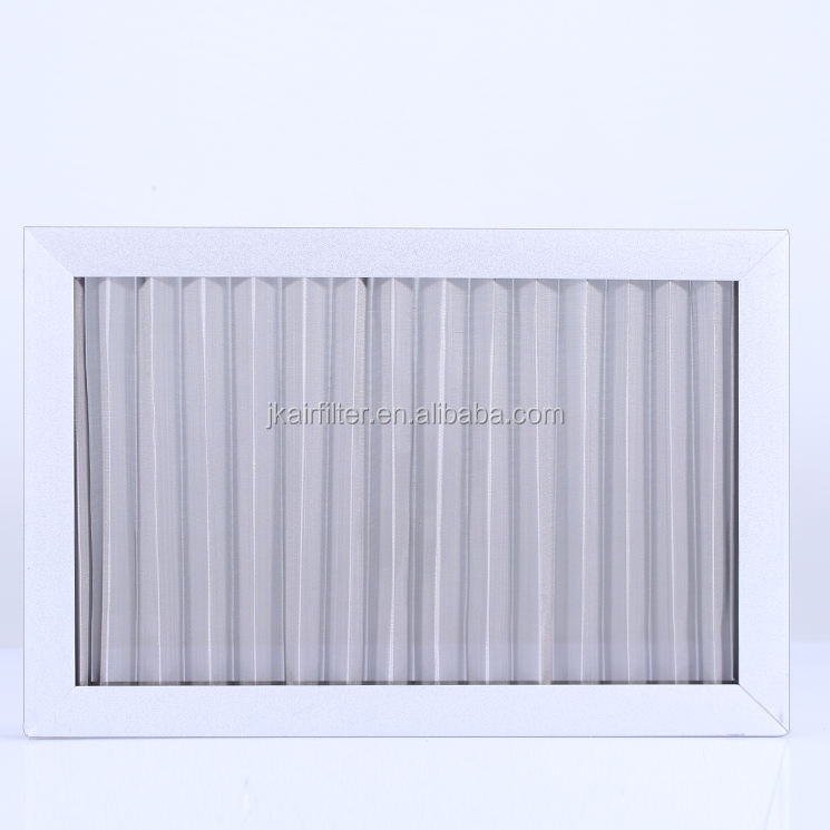 G3-G5 Pre-Filtration Metal Panel G4 Pre Industrial Pleated Suction air humidifier Filter