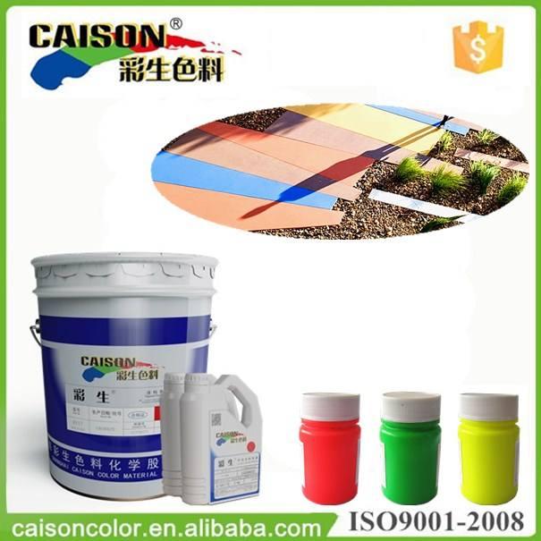 endüstriyel sınıf <span class=keywords><strong>beton</strong></span> sıvı pigmentler renklendirme