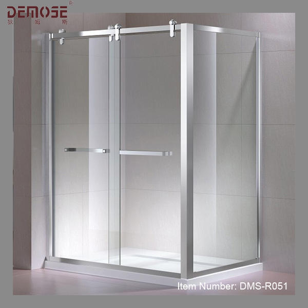 modern whole prefabricated shower room