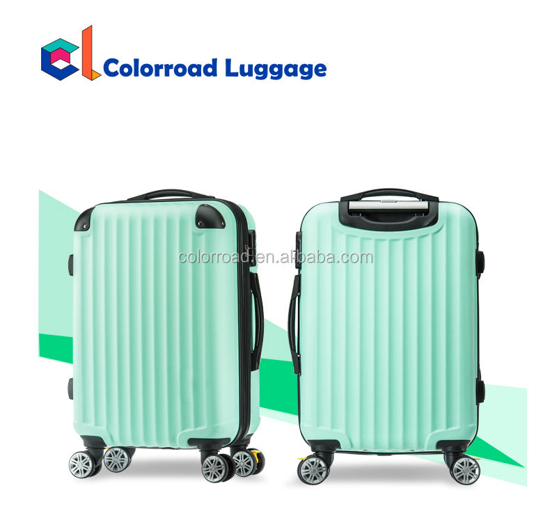 Hot selling Waterproof Hard Side Luggage Trolley Luggage Bag Travel Suitcase for sale