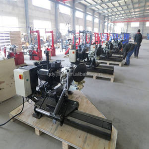China automatic truck tire repair changer for tire workshop