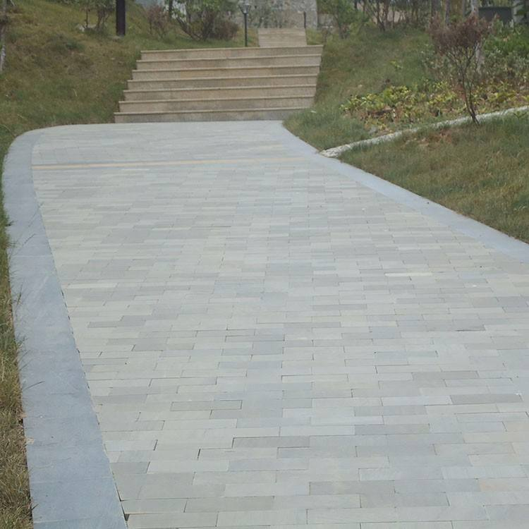 wholesale natural gray paving stone