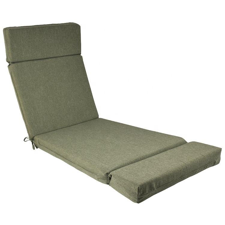 Chair with long for patio outdoor lounge chaise cushions