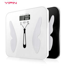 Electronic Body Fat Balance bathroom scale