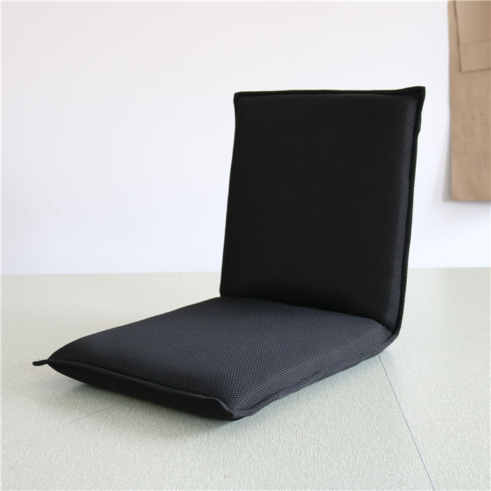 Folding Sofa Floor Chair Polyester Adjustable Tatami Bed Sleeper