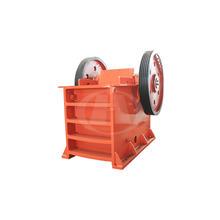 New Type Cobble Limestone Coal Jaw Crusher