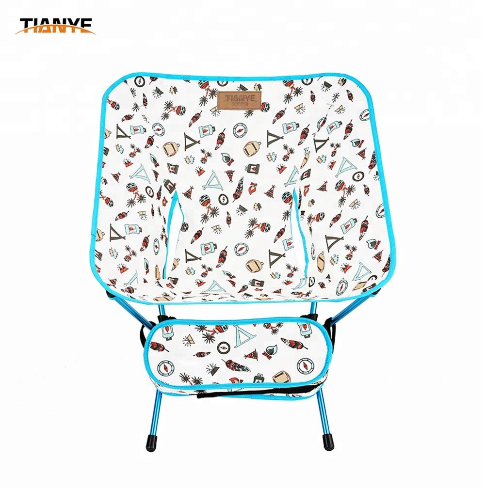 Outdoor portable compact heated camping floor folding chair fishing tent stadium chair