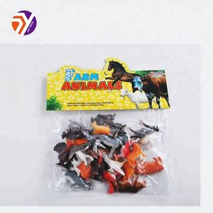 Series Farm Animals Toy Play set