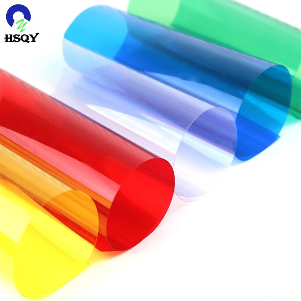 Clear round colored acrylic pipes/PMMA tube with different color