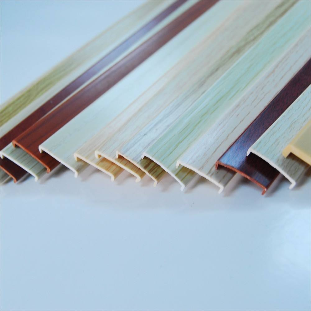 1*U16mm U18mm plastic pvc u shaped edge trim for office home furniture aeecssories