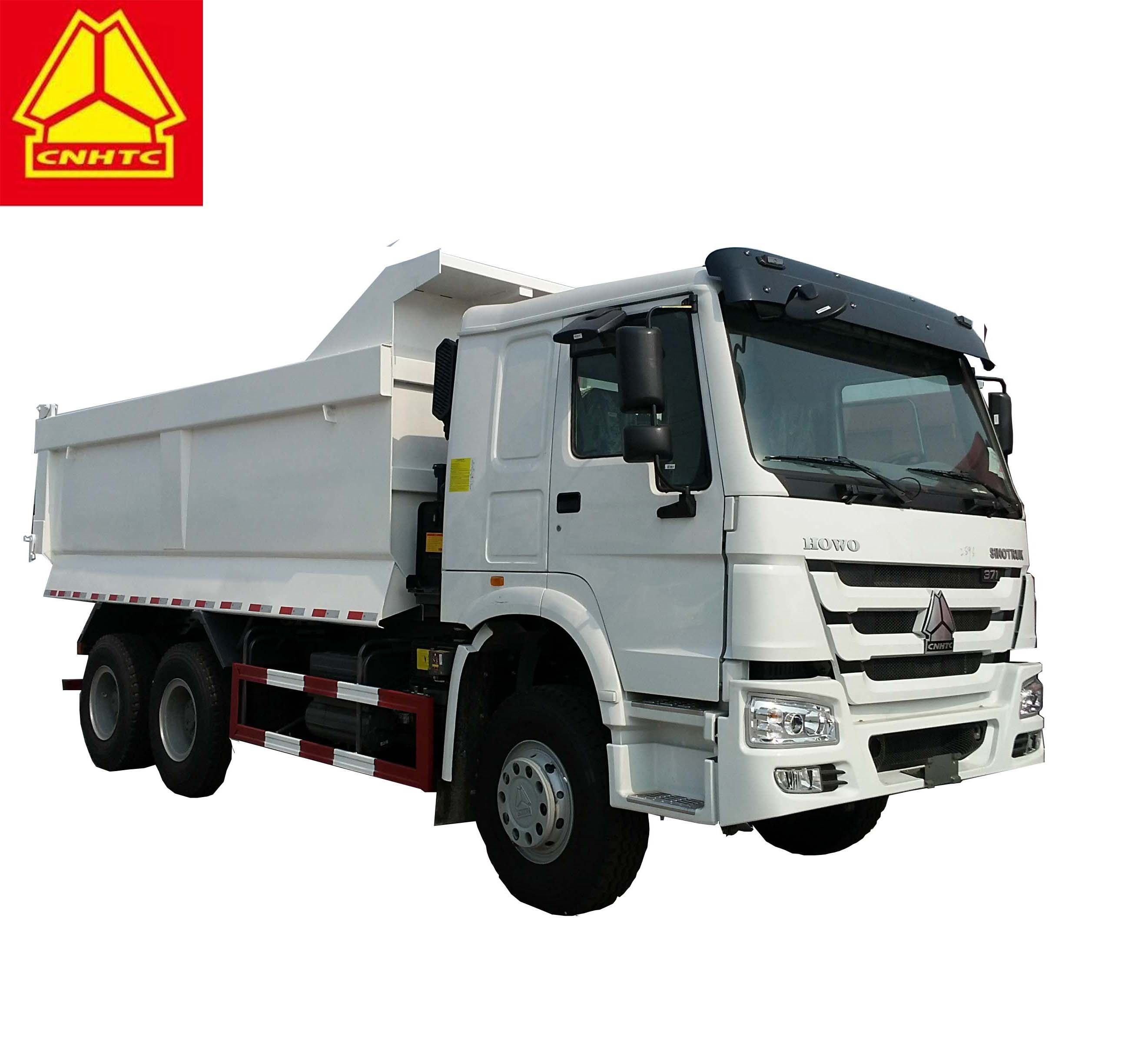 Sinotruk Factory Direct Sell 30ton HOWO 371 dump truck with lower price for sale