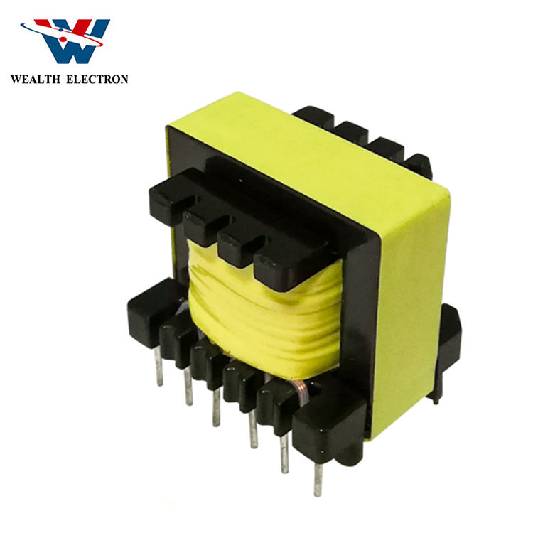 WEALTH EE10 EE13 EE19 EE22 Flyback Audio High Frequency Voltage Step Down Switching Power Transformer