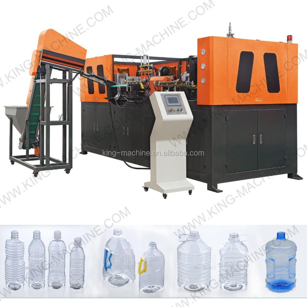 PET Mould Blower/PET Bottle Blowing Machine/Mineral Water Bottle Making Machine