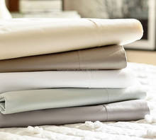 1000Hilos high quality sateen bed sheet fabric pack in roll