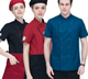 Manufacturer Custom hotel staff uniform restaurant waiter waitress uniform hotel uniforms