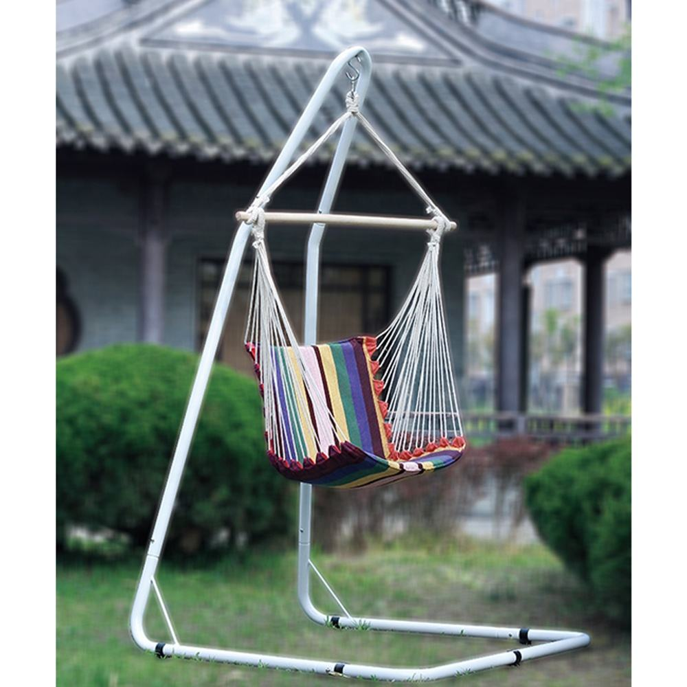 XY-DYS001 Beliebte Home Bunte Outdoor Metall Kinder Single Swing Mit Sitze