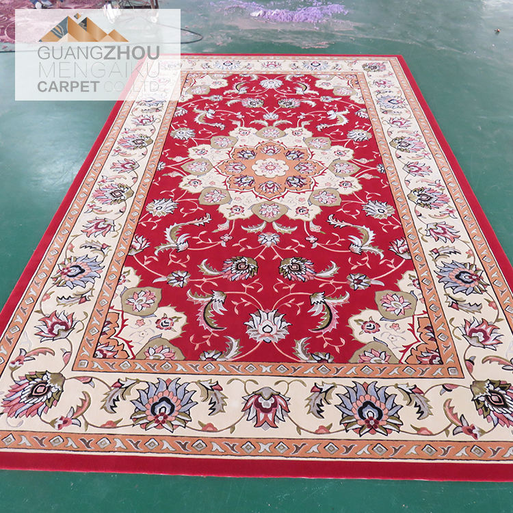 Wholesale Customized Handmade Persian Banquet Hall Carpet Rug