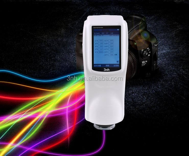 Lab Research Used Color Difference Meter Cosmetic Analysis Colorimeter Spectrophotometer
