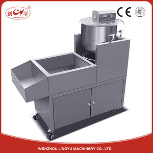 Industrial Caramel Popcorn Machine/ Hot Air Popcorn Production Line