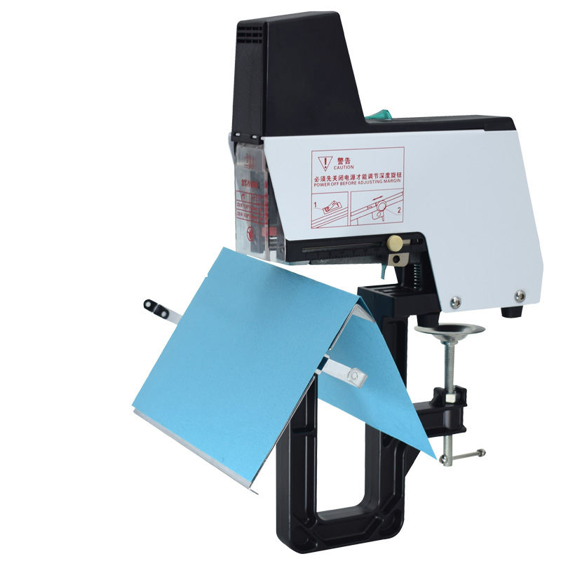 A3 size Fully Automatic Riding Staple Stapler (ST-106)