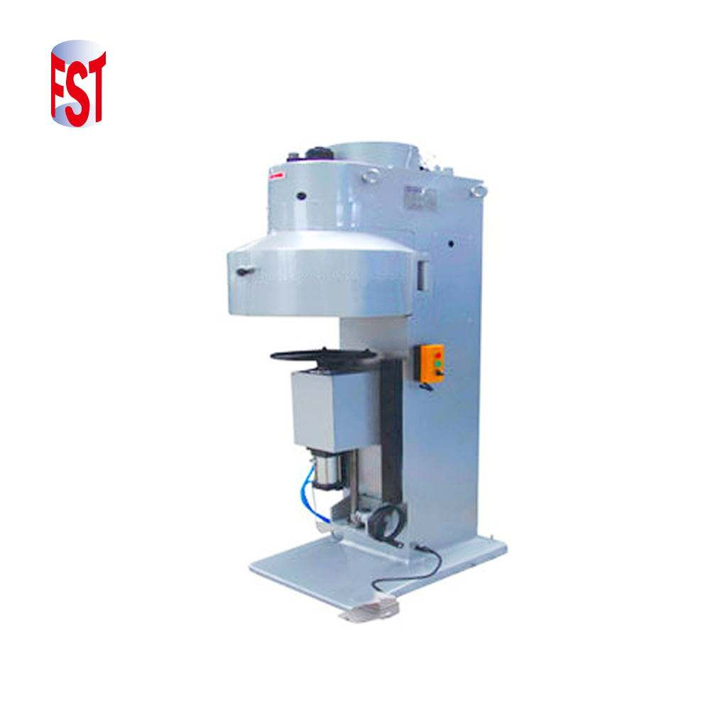 Pneumatic Semi-automatic Tin Can Seaming Machine