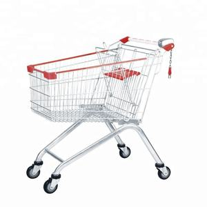 Supermarket Shopping Trolley Go Cart