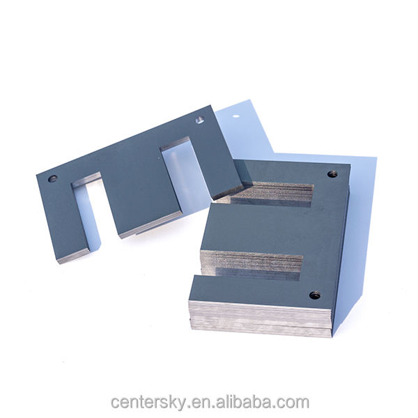 Centersky Electrical EI Silicon Steel Iron Core For Transformer