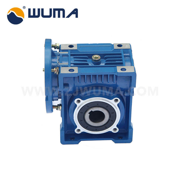 Semi-automatic gear box small worm gearboxes