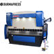 WC67K 100T/3200 bending machine price 3.2m plate CNC E21 system hydraulic plate bender press brake machine