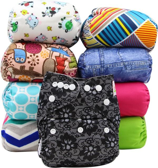 New baby products 2019 microfiber baby cloth diapers