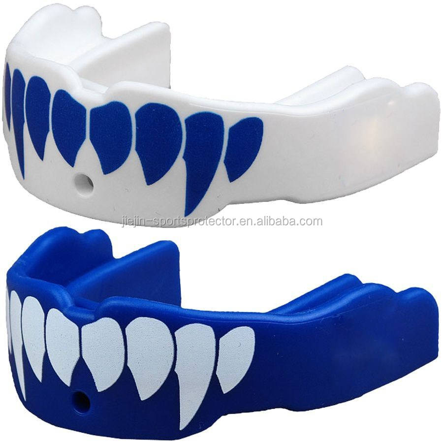 2019 Eco-friendly MMA Mouth Guard Wholesale with Custom Logo