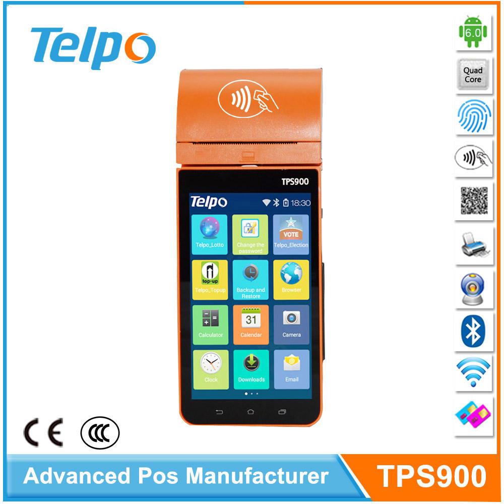 Fonte Direta Da fábrica Biométrico sistema pos móvel para o android Para Táxi sistema de despacho