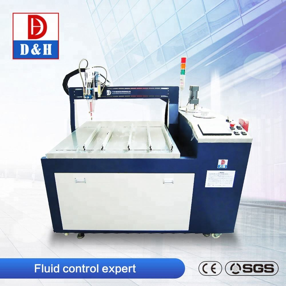 Packaging Customization Glue Dispenser Automatic Machine Ceramic Tile Automatic Glue Dispensing Machine