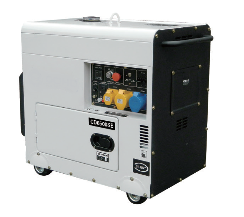 High Quality Diesel Generator Silent Power Station/ Gas Generator Diesel Generator