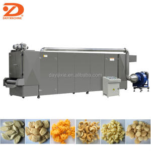 CE Certified Puffed Corn Cheese Ball Sticks Snacks Food Making Machine Manufacturing Equipment
