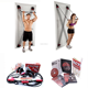 Door Fitness Body Resistance Bands Exerciser Door Bands Gym Equipment With Workout Dvd