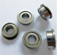 China manufacturer supply miniature flange deep groove ball bearing F623