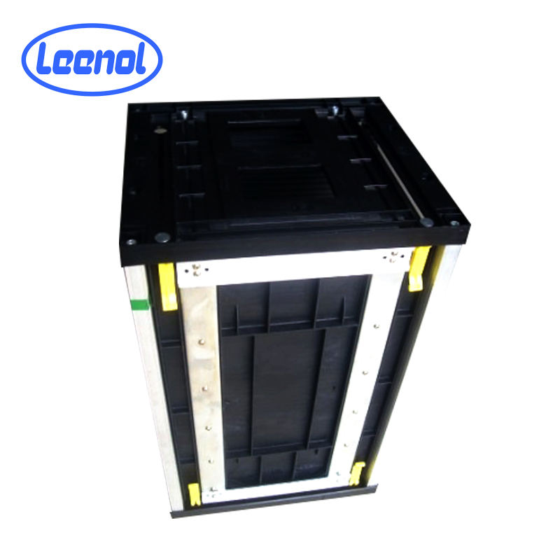 LN-B805 Metal Base Adjustable ESD PCB Storage Rack
