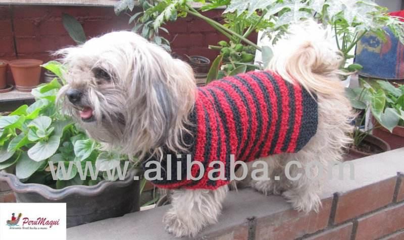 Ropa para Perros - Pet Apparel Woven in wool