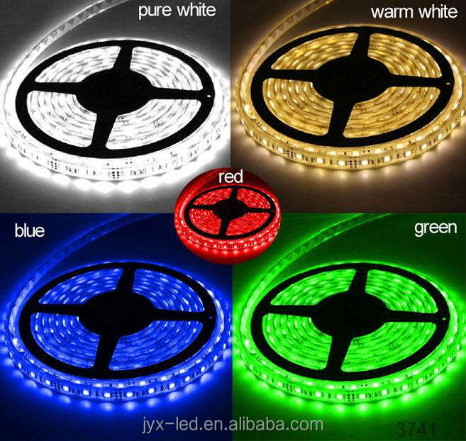 Smd 5050 5m 300led 60led/m common cathode 12v' 14.4w ip65 led strip lights for aquarium ultra thin led strip rgb