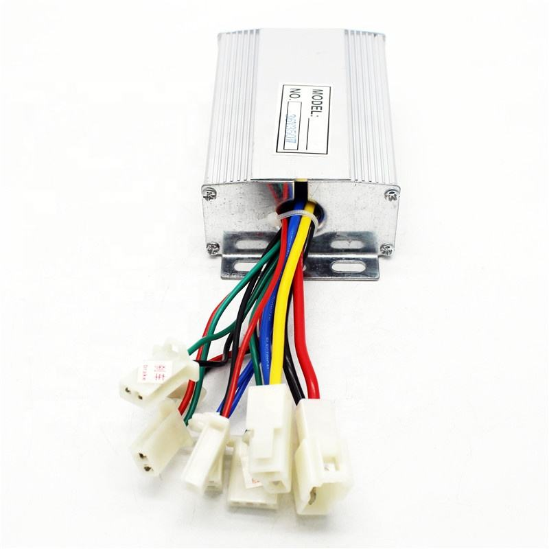 Premium 36v 60w Brush Motor Driver Controls Module for Electrical Scooter