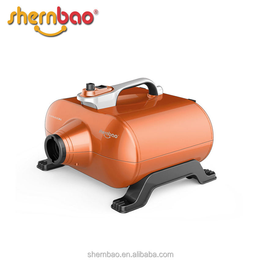 Shernbao DHD-2400F Typhoon Pet Supplies Double Motor dryer pet blower