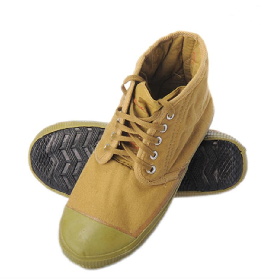 Electrician insulated shoes man 10KV light breathable soft bottom canvas shoes for labor protection FW-JY0009